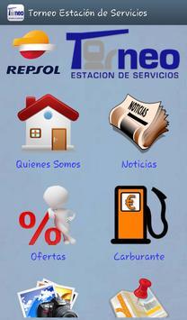 Torneo Estación de Servicios poster