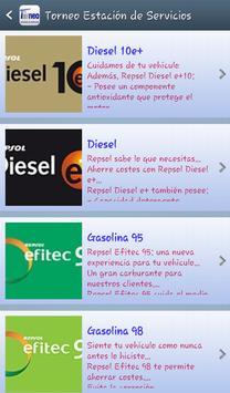 Torneo Estación de Servicios apk screenshot