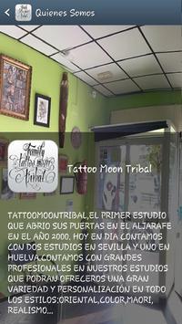 TattooMoonTribal screenshot 1