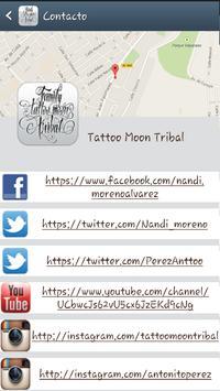 TattooMoonTribal screenshot 7