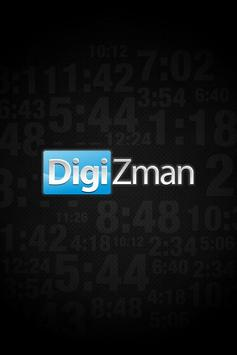 DigiZman YGFT poster