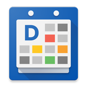 DigiCal 日曆 中文行事曆 圖標