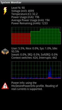 System Monitor apk 截圖