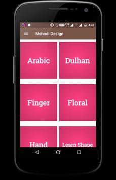 Mehndi Latest Design apk screenshot