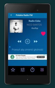 Polskie Radio  Polskie stacje radiowe 🇵🇱 apk screenshot