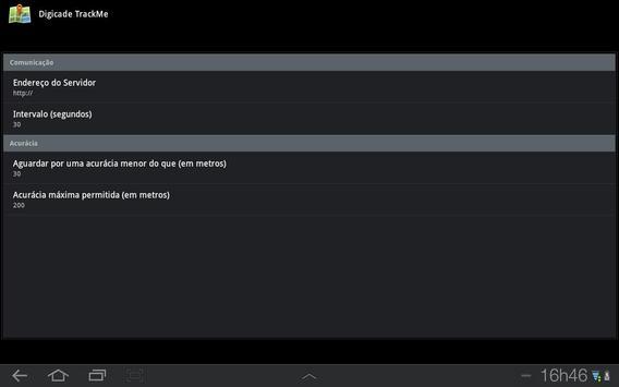 Digicade TrackMe apk screenshot