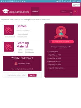 LearningHub screenshot 11