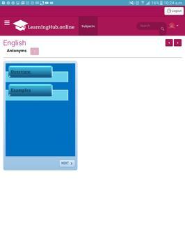 LearningHub screenshot 12