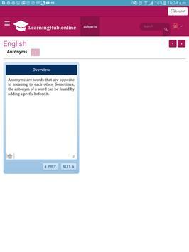 LearningHub screenshot 13