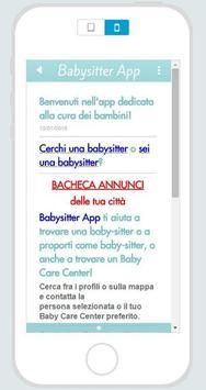 Babysitter screenshot 6