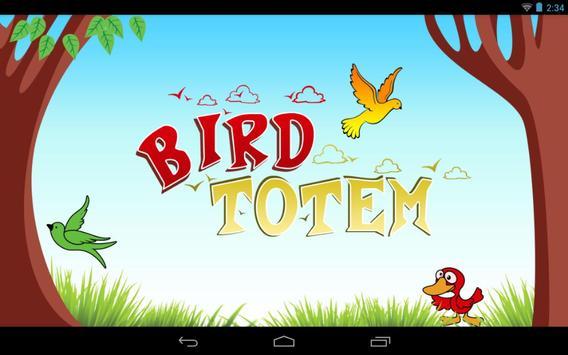 Bird Totem poster