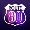 Route 80 icon
