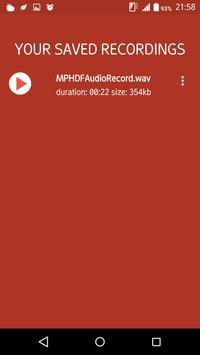 Sound Save 1.1 screenshot 2