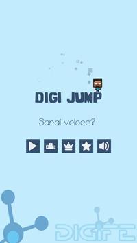 Digi Jump poster