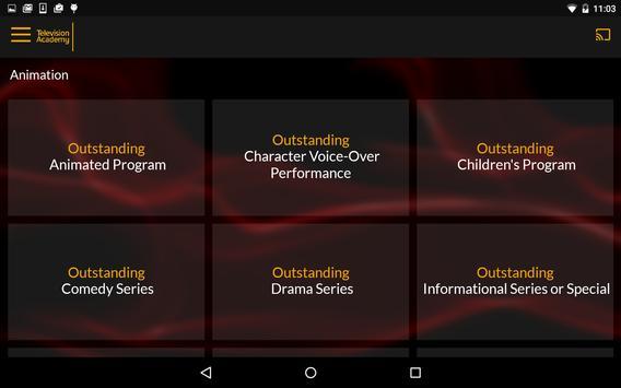Emmy Nominees screenshot 4