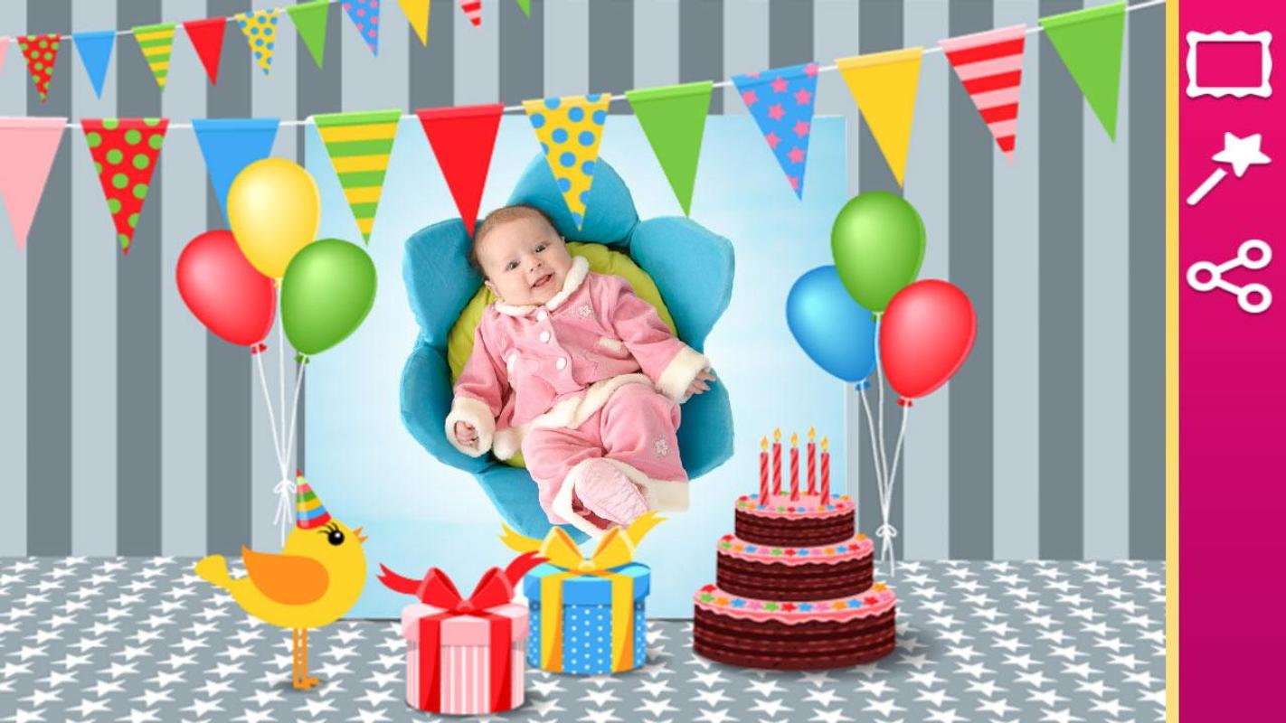 Birthday Photo Frames HD APK Download - Free Productivity APP for ...