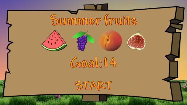 Fruit Catcher Game screenshot 1