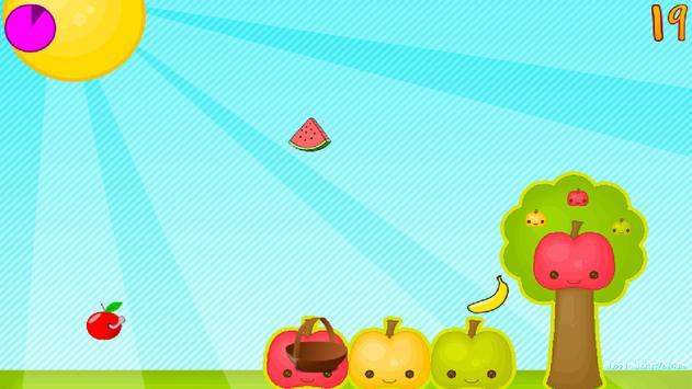 Fruit Catcher Game screenshot 2