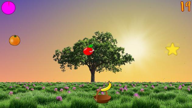 Fruit Catcher Game apk screenshot