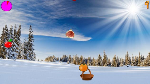 Fruit Catcher Game screenshot 5
