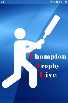 Champion Trophy Live poster