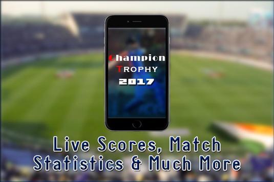 Champion Trophy Live screenshot 2