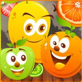 Candy Fruit Crush - Story Puzzle icon
