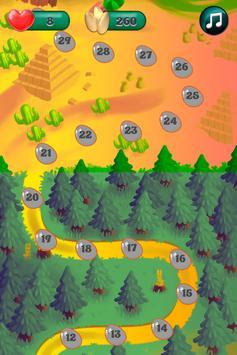 Candy Fruit Crush - Story Puzzle screenshot 1