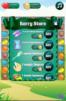 Candy Fruit Crush - Story Puzzle screenshot 6