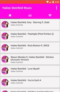 Hailee Steinfeld Music Lyrics poster