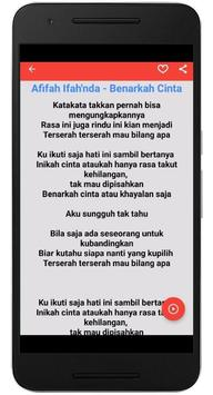 Lagu dan Lirik OST Nacita apk screenshot