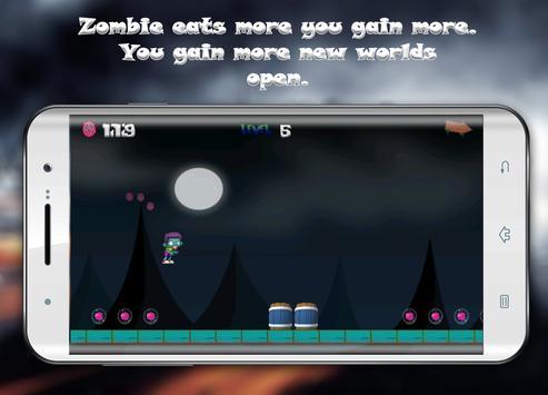 Super Crazy Zombie Adventure:Halloween Edition2017 apk screenshot
