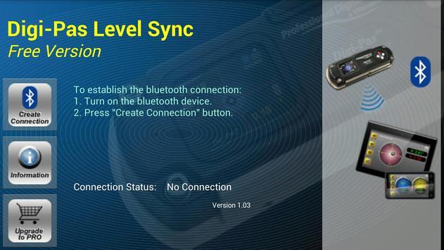 Digi-Pas Level Sync poster