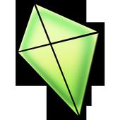 Kite Coaster icon