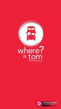 Where is Tom ? poster