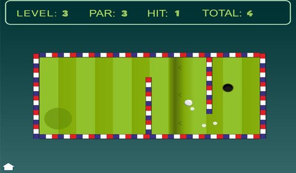 Mini Golf apk screenshot