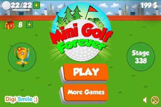 Mini Golf Forever poster