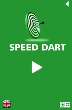Speed Dart poster