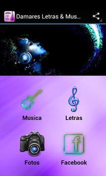 Damares Letras & Musica Gospel poster