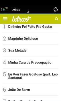 Gabriel Diniz Musica & Letras screenshot 1