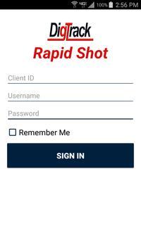 DigTrack RapidShot poster