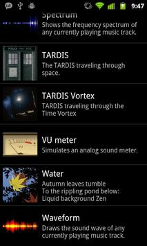 Tardis Live Wallpaper Apk Screenshot