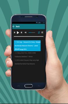 haryanvi songs apk screenshot