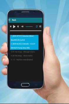 Top 100 RNB Song apk screenshot