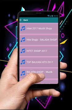 Hitet Shqip 2018 apk screenshot