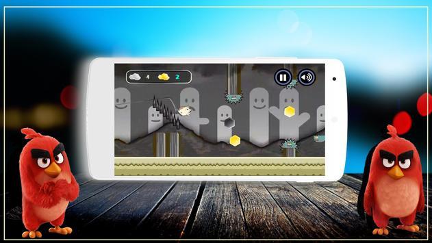 Angry Spongy-Bird apk screenshot