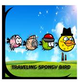 Traveling Spongy- Bird icon