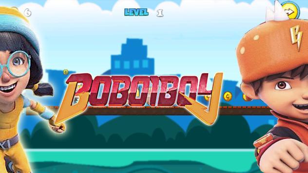 Bobοiboy gaІaxy poster