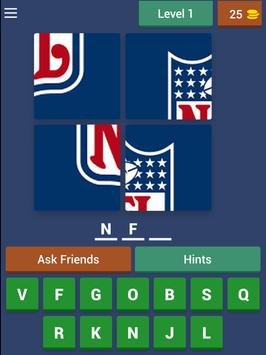 Guess the NFL screenshot 5