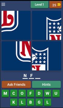 Guess the NFL poster